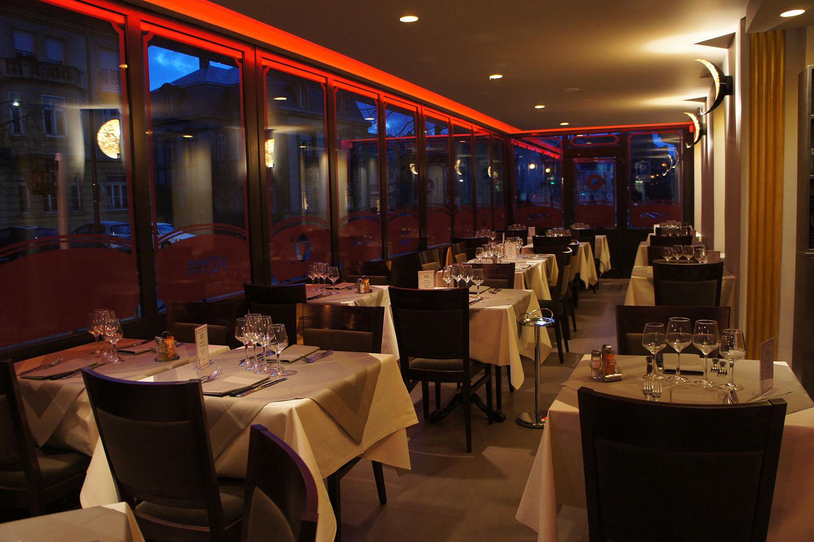 Restaurant metz